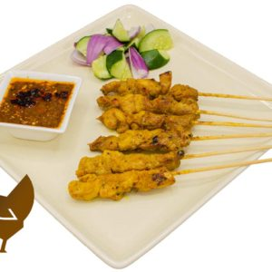Chicken Satay(Enzyme Enriched)