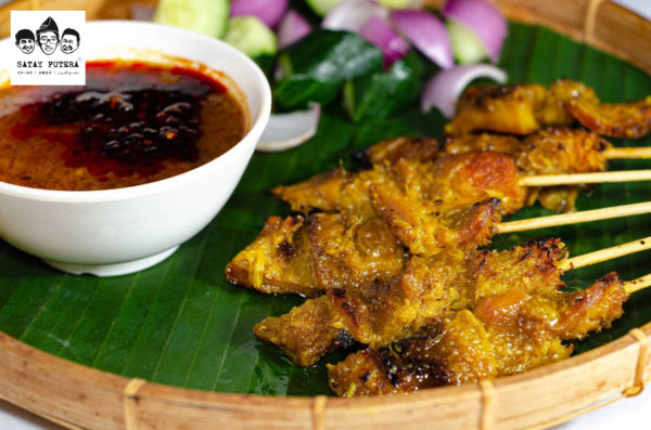 Beef-Stomach-Satay-Side-View
